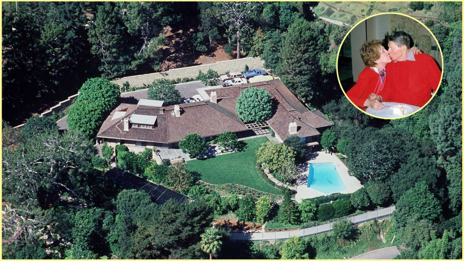 reagans-bel-air-home