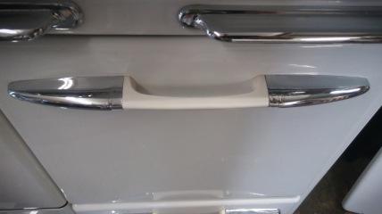 O'Keefe & Merritt handle, long 15in. $70 each